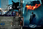 The Dark Knight (2008) R2 German Custom Cover