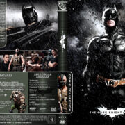 The Dark Knight Rises (2012) R2 German Custom Cover