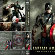 Captain America: The First Avenger (2011) R2 German Custom Covers