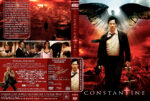 Constantine (2005) R2 German Custom Cover