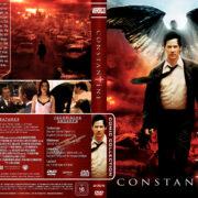 Constantine (2005) R2 German Custom Cover