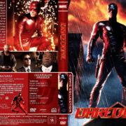 Daredevil (2003) R2 German Custom Cover