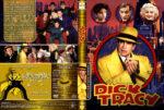 Dick Tracy (1990) R2 German Custom Cover