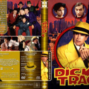 Dick Tracy (1990) R2 German Custom Cover
