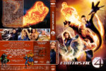 Fantastic Four (2005) R2 German Custom Cover