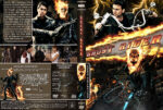 Ghost Rider (2007) R2 German Custom Cover