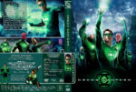 Green Lantern (2011) R2 German Custom Covers