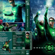 Green Lantern (2011) R2 German Custom Covers