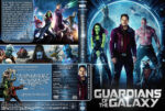 Guardians of the Galaxy (2014) R2 German Custom Cover