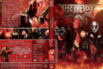 Hellboy (2004) R2 German Custom Cover
