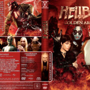 Hellboy 2 – Die goldene Armee (2008) R2 German Custom Cover