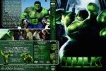 Hulk (2003) R2 German Custom Cover
