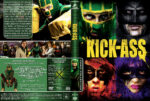 Kick-Ass (2010) R2 German Custom Cover
