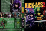 Kick-Ass 2 (2013) R2 German Custom Cover