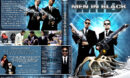 Men in Black (1997) R2 German Custom Cover