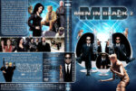 Men in Black 2 (2002) R2 German Custom Cover
