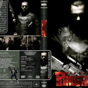 Punisher: War Zone (2008) R2 German Custom Cover