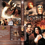 Rocketeer (1991) R2 German Custom Cover