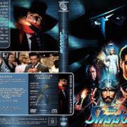 Shadow und der Fluch des Khan (1994) R2 German Custom Cover
