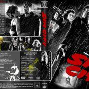 Sin City (2005) R2 German Custom Cover