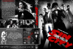 Sin City 2: A Dame to Kill For (2014) R2 German Custom Cover