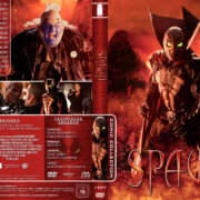 Spawn (1997) R2 German Custom Cover