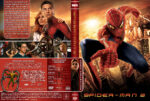 Spider-Man 2 (2004) R2 German Custom Cover
