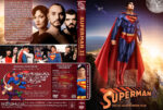 Superman II – Allein gegen alle (1980) R2 German Custom Covers
