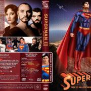 Superman II - Allein gegen alle (1980) R2 German Custom Covers