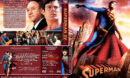 Superman IV - Die Welt am Abgrund (1987) R2 German Custom Covers