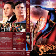 Superman IV – Die Welt am Abgrund (1987) R2 German Custom Covers