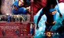 Superman Returns (2006) R2 German Custom Cover