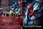 The Amazing Spider-Man (2012) R2 German Custom Cover