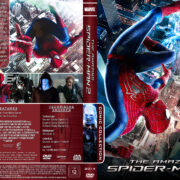 The Amazing Spider-Man 2: Rise of Electro (2014) R2 German Custom Cover