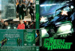 The Green Hornet (2011) R2 German Custom Cover