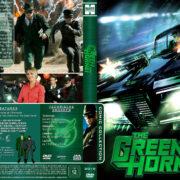 The Green Hornet (2011) R2 German Custom Cover