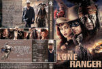 Lone Ranger (2013) R2 German Custom Cover