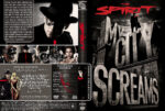 The Spirit (2008) R2 German Custom Cover