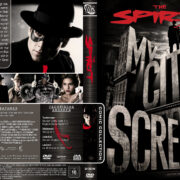 The Spirit (2008) R2 German Custom Cover