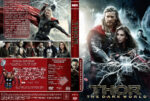 Thor – The Dark Kingdom (2013) R2 German Custom Cover