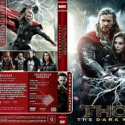 Thor - The Dark Kingdom (2013) R2 German Custom Cover
