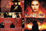 V for Vendetta (2005) R2 German Custom Cover
