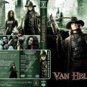Van Helsing (2004) R2 German Custom Cover