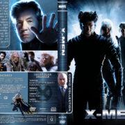 X-Men (2000) R2 German Custom Cover