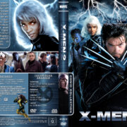 X-Men 2 (2003) R2 German Custom Cover