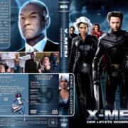 X-Men – Der letzte Widerstand (2006) R2 German Custom Cover