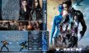 X-Men: Zukunft ist Vergangenheit (2014) R2 German Custom Cover