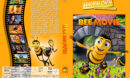 Bee Movie - Das Honigkomplott (2007) R2 German Custom Cover