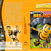 Bee Movie – Das Honigkomplott (2007) R2 German Custom Cover