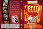 Bolt: Ein Hund für alle Fälle (2008) R2 German Custom Cover